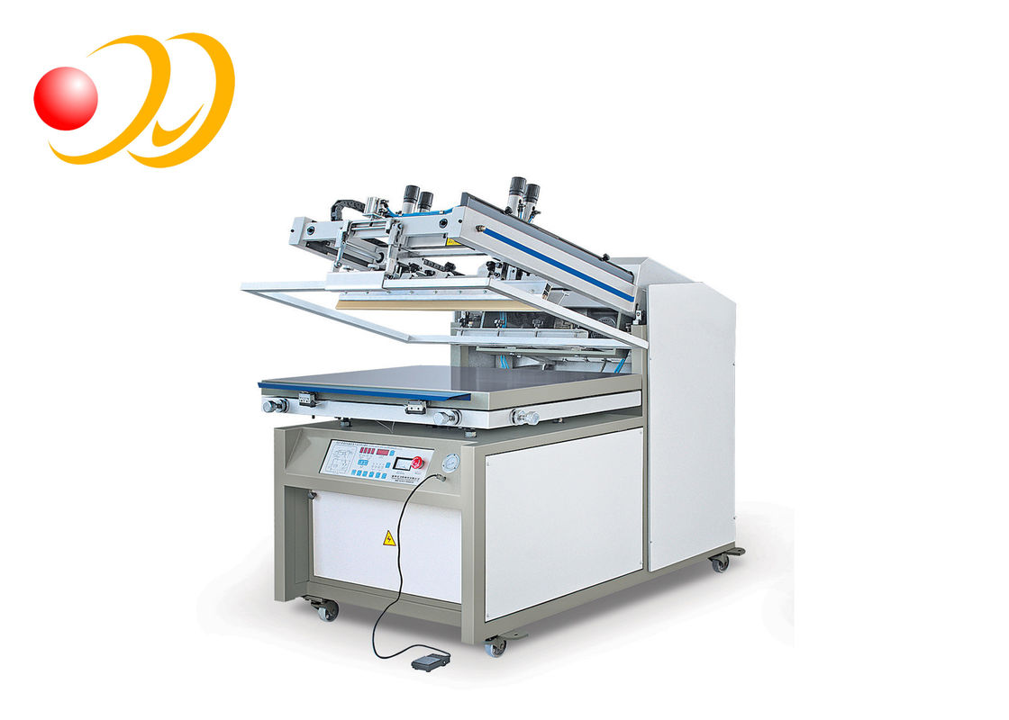 Commercial Cylindrical Screen Printing Machines High Precision