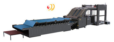 Computerized Automatic Flute Laminating Machine With Vacuum Feeding Machine